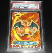 PSA 9 MINT Charizard # 16 TOPPS Advanced Challenge Pokemon Card