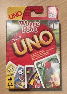 UNO Junior Disney Winnie the Pooh 3+ TOP Zustand