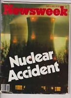 Newsweek Mag Nuclear Accident April 9, 1979 102319nonr