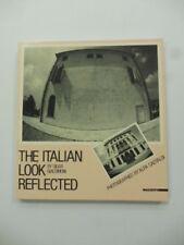 The italian look reflected by S. Giacomoni photographed by Alfa Castaldi, 1984