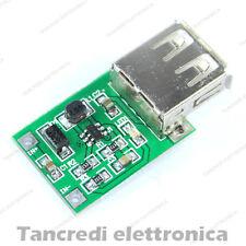 DC-DC Converter Step Up Boost Module USB Charger 0.9V-5V to 5V 600MA