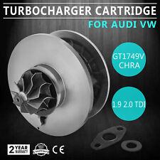 GT1749V TURBO CARTRIDGE CHRA for Skoda Superb VW Passat 1.9 2.0 TDI Up