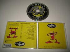 DIE ÄRZTE/DIE BESTIE EN FORME HUMAINE(METRONOME/521 017-2)CD ALBUM