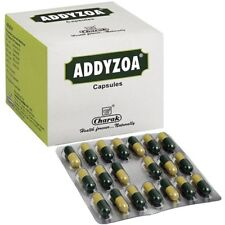 Charak Addyzoa 40 Capsules Useful in Improving sperm count, Azoospermia