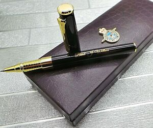 RAF Personalised Pen Luxury Gold Clad Gift Set Engraved Gifts Royal Air Force