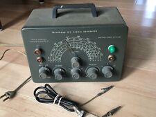 Vintage Heathkit Model Sg 8 Rf Signal Generator Power On Tested Only