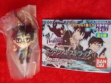 "NEW! BLUE EXORCIST Yukio Okumura Mascot Figure 1.5"" 3.5cm BANDAI / UK DESPATCH"