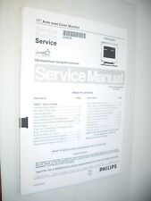 Service Manual monitor Philips 17B CM2300