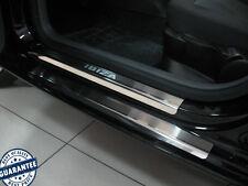 SEAT IBIZA 6J IV  5D 2009- 8pcs Stainless Steel Door Sill Guard Scuff Protectors