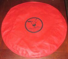 Star Hat Box Soft Cloth Large Hat Storage Bag Red New Unused no Packaging Nice