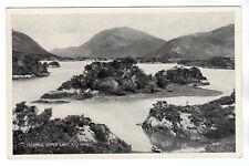 More details for islands upper lake - killarney real photo postcard c1940s