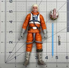 """1/12 scale Star wars 6"""" figure black series ESB Hoth Snowspeeder Luke Skywalker"""