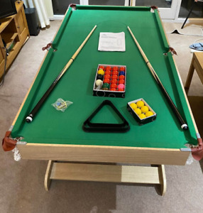 Pool Table 6ft Hy-Pro