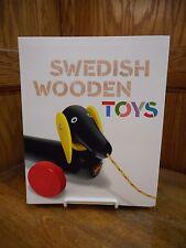 Swedish Wooden Toys Ogata & Weber Manufacturing Design Producers Illustrated