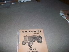 Minneapolis Moline Gvi Repair Manual White Oliver