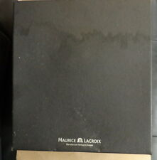 Original box Maurice Lacroix   for watch  including papers