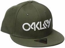 Oakley Men's Octane Snapback Hat Cap - Dark Brush