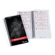 Precision Calcio Professional Slimline SCOUTS Planner blocco note confezione da 6