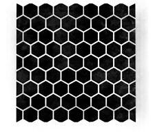Honeycomb Stencil Durable & Reusable Plastic Stencils 6x6