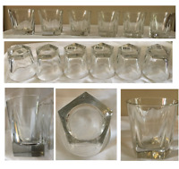 Libbey Double Old Fashioned Rocks Whiskey Scotch Glasses 12 oz INVERNESS 6-PC