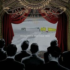 Fall Out Boy FROM UNDER THE CORK TREE (BLACK CLOUDS & UNDERDOGS) New Vinyl 2 LP