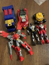power rangers rpm Megazord And Action Figures