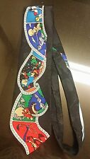 Bugs Bunny Porky Pig Daffy Duck Looney Tunes Necktie Free Shipping