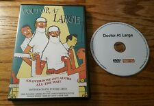 Doctor At Large (DVD, Wham! USA Printing, 2007) Dirk Bogarde classic 1957 comedy