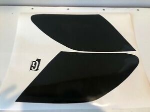 08-14 Mercedes C Class smoked tinted tail light cover vinyl W204 63 230 250 300