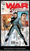 Superman: War of the Supermen 1/A DC 2010 VF Ltd. 1:25 Variant