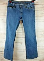 Tommy Hilfiger Women's Jeans Boot Cut Low Rise Size 8R 33x32