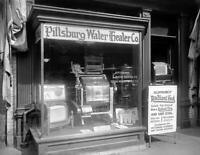 "1921 Pittsburgh Water Heater Company, PA Old Photo 8.5"" x 11"" Reprint"