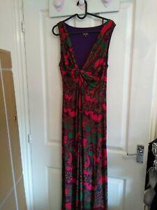 Monsoon maxi dress Size 14