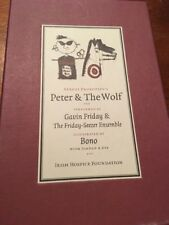 Sergei Prokofiev's Peter and the Wolf DVD Performed By Gavin Friday & Ensemble