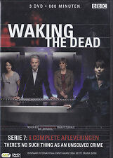 WAKING THE DEAD 7 the complete series seven - DVD