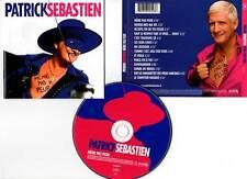 """PATRICK SEBASTIEN """"Même Pas Peur"""" (CD) 2009"""