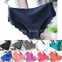 New Fashion Soft Underpants Seamless Lingerie Briefs Hipster Underwear Panties