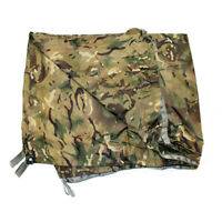 BRITISH ARMY MTP BASHA SHEET SHELTER PONCHO WATERPROOF GENUINE ISSUE BRAND NEW