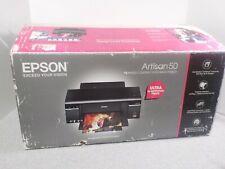 New Epson Artisan 50 Digital Photo CD/DVD Inkjet Printer