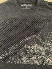 TaylorMade Golf Tee Shirt Gray XL