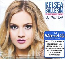 +2 BONUS TRACKS--> KELSEA BALLERINI The First Time DELUXE EDITION Dibs PETER PAN