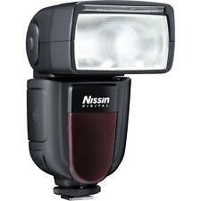 NISSIN Di700A Aufsteckblitz Anschluss für Sony - NEUwertig!