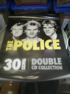 The Police - 30 Tracks (Promotional Poster)