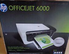 HP OfficeJet 6000 Standard Inkjet Printer - Brand New