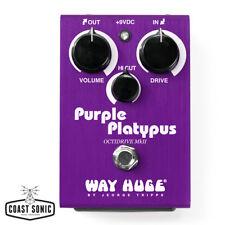 Way Huge Purple Platypus Octidrive MkII *Limited Edition*