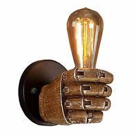 NIUYAO Industriale Lampade da Parete Illuminazione a Mano Vintage Mini Luce a