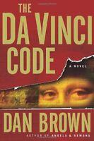 BOOK-The Da Vinci Code,Dan Brown
