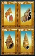 Oman 2002 MiNr. 511 - 514 shells 4v MNH** 6,00 €