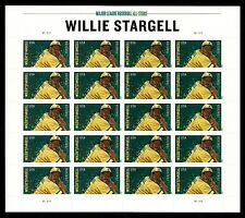 2012- WILLIE STARGELL - #4696 Full Mint -MNH- Sheet (Pane) of 20 Postage Stramps