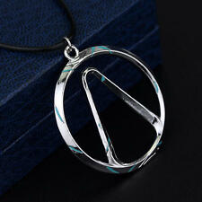 New Silver Cult of the Vault Symbol Borderlands Necklace Pendant Jewellery Gamer